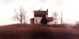 Hill Top Farm by David Knowlton