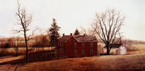 Long Shadows by David Knowlton