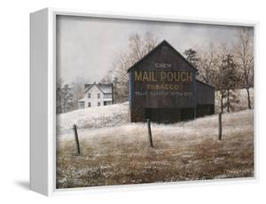 Mail Pouch Barn by David Knowlton