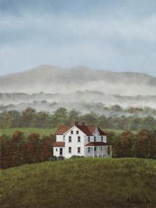 October Mist by David Knowlton
