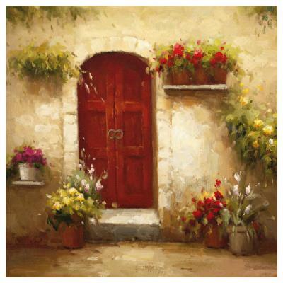 Rustic Doorway III