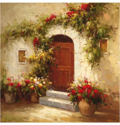 Rustic Doorway IV