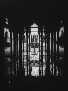 Alahambra Palace, 13th Century Citadel of Moorish Kings by David Lees
