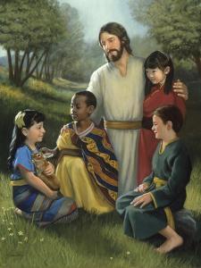 Shepherd of All by David Lindsley