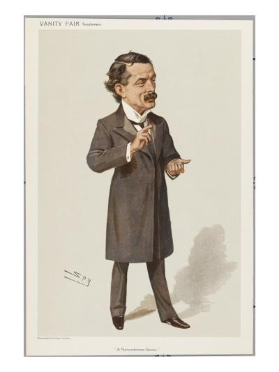David Lloyd George British Politician--Giclee Print