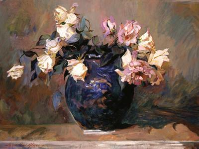 Fragrant Rose Petals