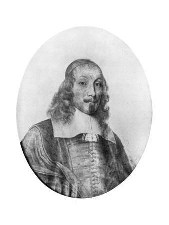 Jules Mazarin, Italian-Born French Politician, 17th Century