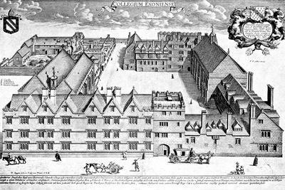 Oxford University - Exeter College