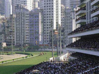 Royal Jockey Club, Happy Valley, Hong Kong, China, Asia