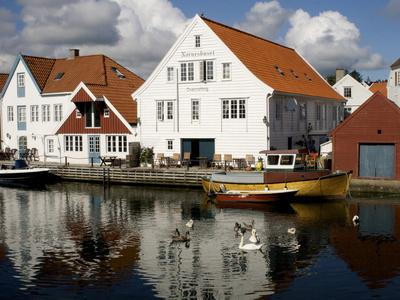 Skudeneshavn, Norway, Scandinavia, Europe