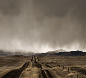 Approaching Storm by David Lorenz Winston