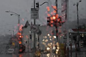 SF Early and Wet by David Lorenz Winston