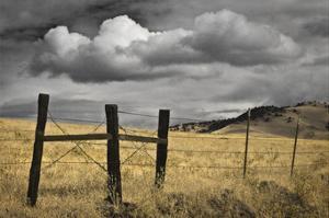 Siskiyou County Landscape by David Lorenz Winston