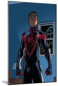 Ultimate Comics Spider-Man #28 Featuring Spider-Man, Miles Morales by David Marquez