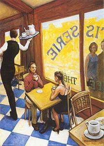 Cafe De Patisserie by David Marrocco