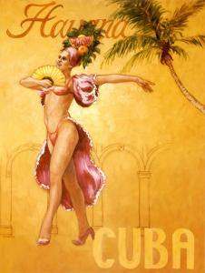 Havana - Cuba by David Marrocco