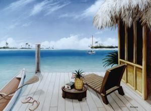 Tropic Getaway by David Marrocco