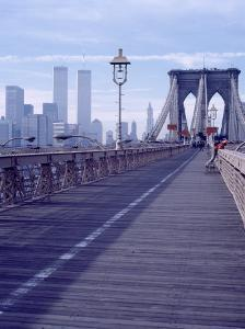 New York City Bridge by David Marshall