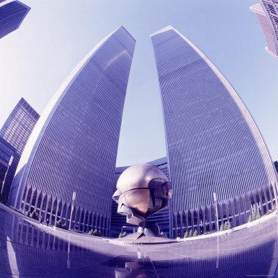 World Trade Center, Wide Angle