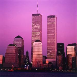 World Trade Center by David Marshall