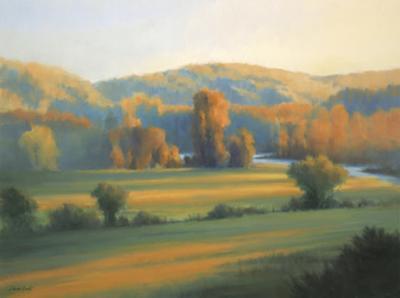 Golden Light by David Marty