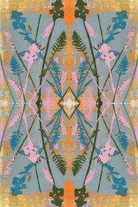 Botanical Collage # 2, 2017 by David McConochie
