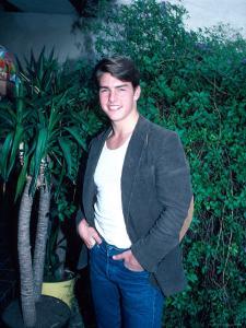 Actor Tom Cruise by David Mcgough