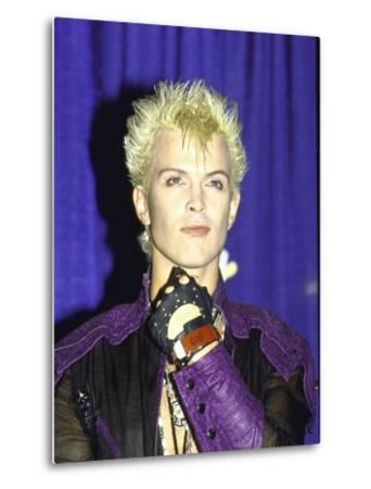 Musician Billy Idol