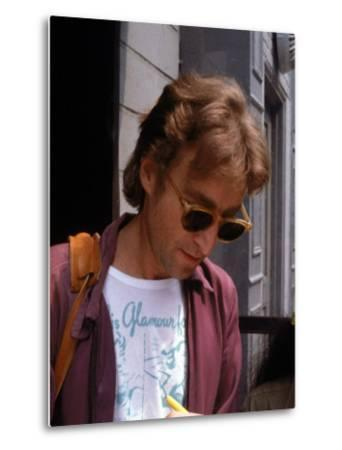 Rock Star John Lennon by David Mcgough