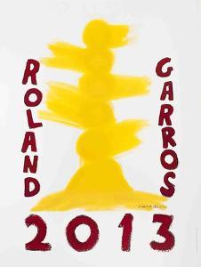 Roland Garros, 2013 by David Nash