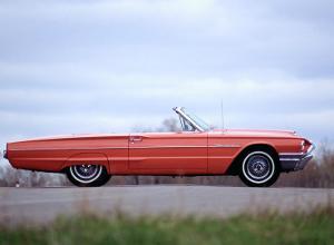1964 Thunderbird Convertible by David Newhardt