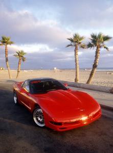 1997 Corvette by David Newhardt