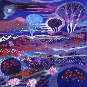 Cosmic Garden by David Newton