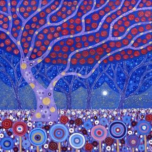 Midnight Garden, 2010 by David Newton