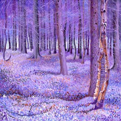 Purple Forest 2, 2012