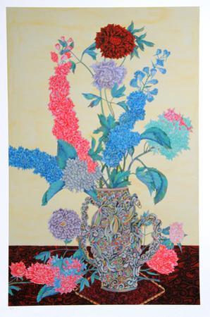 Flowers 15 by David Nguyen