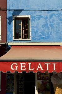 A Storefront on the Island of Burano, Venice, Italy by David Noyes