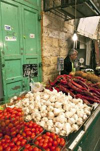Machne Yehuda Market, Jerusalem, Israel by David Noyes