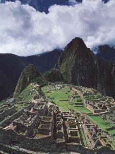 Machu Picchu by David Nunuk