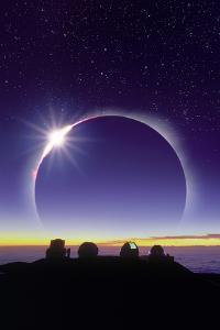 Solar Eclipse by David Nunuk