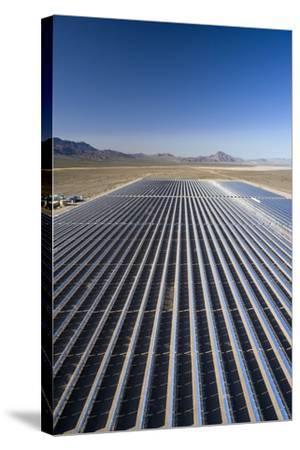 Solar Power Plant, Nevada, USA