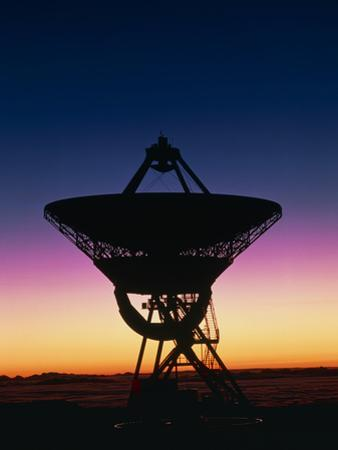 Very Long Baseline Array Radio Telescope, Hawaii
