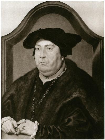 David of Burgundy-Jan Gossaert-Giclee Print