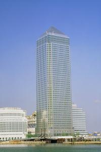 Canary Wharf Tower, Docklands, London by David Parker
