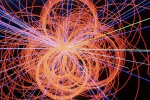 Simulation of Higgs Boson Production by David Parker