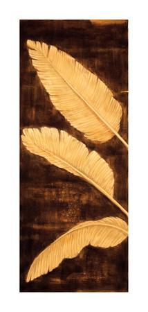 Tropical Palm Triptych I