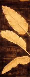 Tropical Palm Triptych I by David Parks