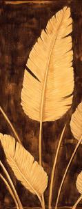 Tropical Palm Triptych II by David Parks