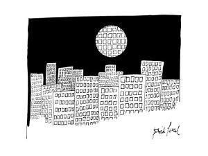 New Yorker Cartoon by David Pascal