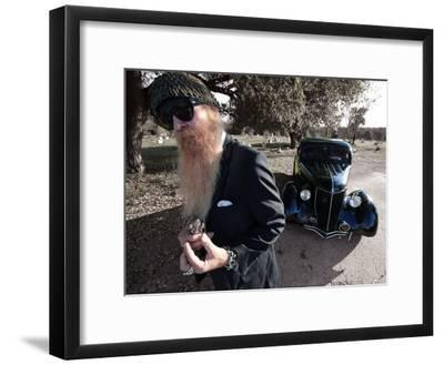 Billy F. Gibbons Hot Rod